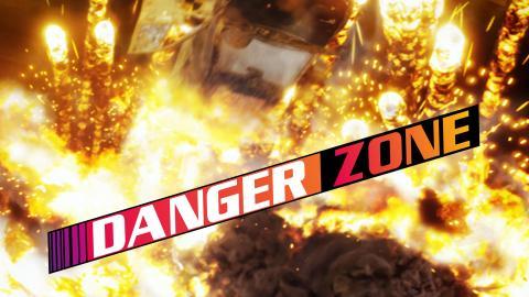 Danger Zone sur PS4