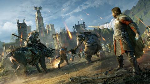 L'Ombre de la Guerre : Première prise en main d'un assaut de forteresse