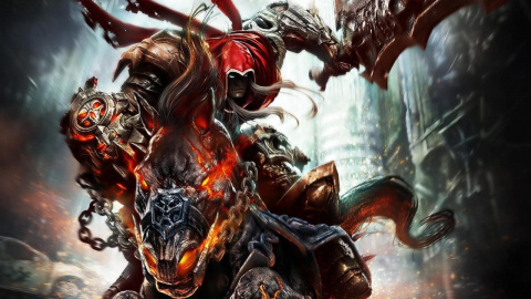 Jaquette de Darksiders : Warmastered Edition illustre sa version Wii U