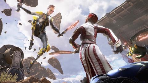 LawBreakers se prépare pour la PS4 Pro