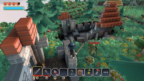Portal Knights : un melting-pot peu savoureux