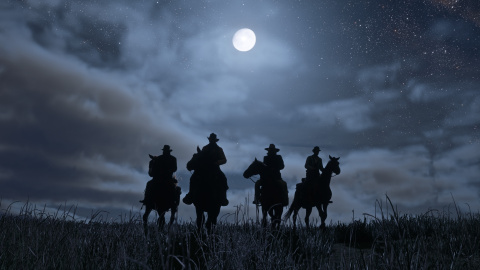 Red Dead Redemption 2 décalé au printemps 2018