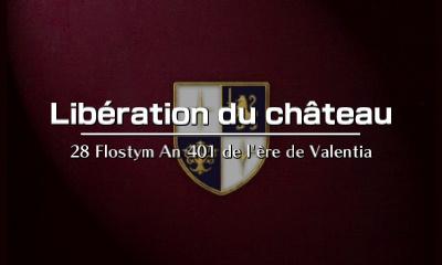 Libération du Château