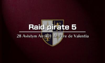Raid pirate 5