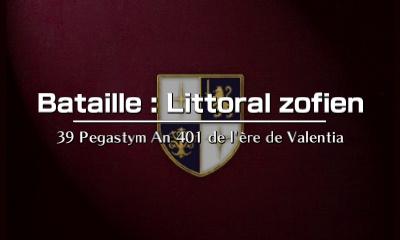 Celica - Bataille : Littoral zofien