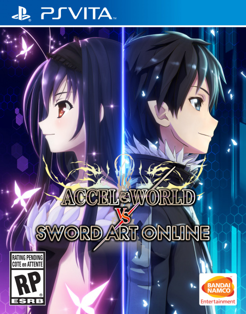 Accel World vs Sword Art Online : Millennium Twilight sur Vita