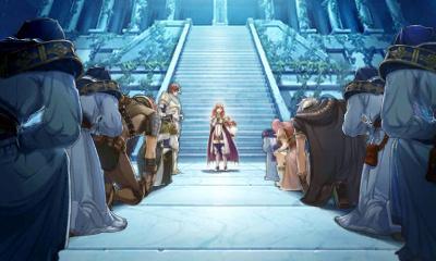 Celica - Retour au temple de Mila