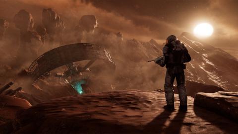 Jaquette de Farpoint : le PSVR a son Starship Troopers sur PS4