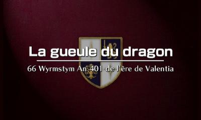 Alm - La gueule du Dragon