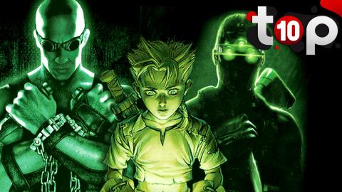 TOP 10 des meilleurs jeux de la Xbox