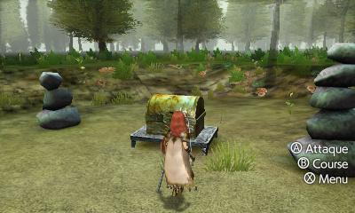 Celica - Le bois de l'errance