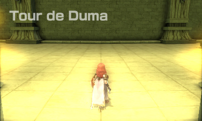 Celica - La tour de Duma