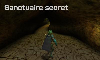 Alm - Bataille : Sanctuaire secret