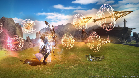 Final Fantasy XIV : Stormblood montre ses nouveautés en images