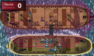 Bataille : Chenal d'Akaneia 2