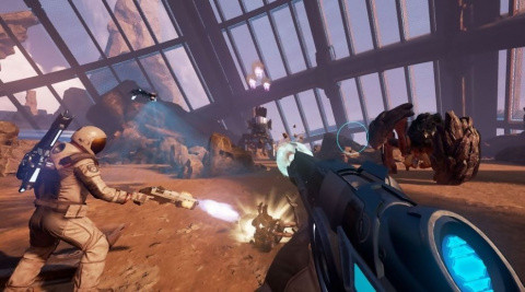 Farpoint : le PSVR a son Starship Troopers