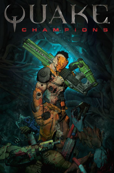 Quake Champions aura droit à sa série de comics