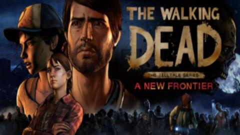 Jaquette de The Walking Dead : A New Frontier - Le dénouement final approche