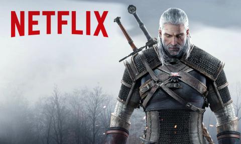 Jaquette de The Witcher : Le réalisateur de la série Netflix se basera sur le Geralt des jeux