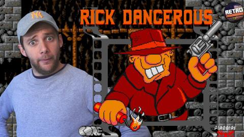 Rétro Découverte - Les aventures de Rick Dangerous