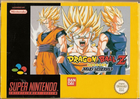 Dragon Ball Z : Hyper Dimension sur SNES