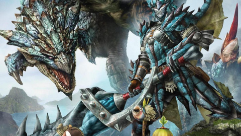 Monster Hunter XX bientôt sur Nintendo Switch