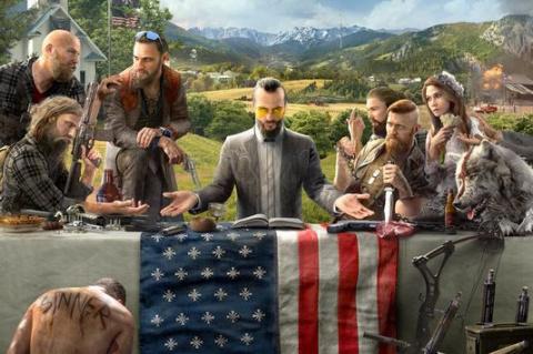 Far Cry 5 : premier trailer et date de sortie !
