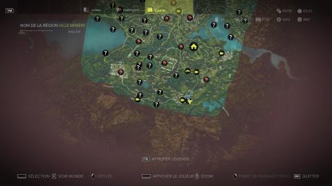 Objets du passé (Zone 1)