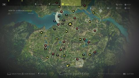 Armes (Zone 3)