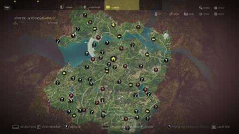 Objets du passé (Zone 3)