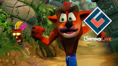 Crash Bandicoot N. Sane Trilogy : Crash 3, toujours aussi bon ?