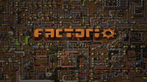 Jaquette de Factorio dépasse le million d'exemplaires vendus