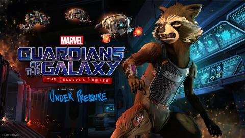 Guardians of the Galaxy : The Telltale Series Episode 2 - Sous Pression sur PC