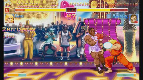 Ultra Street Fighter II : The Final Challengers - Le Hadoken de trop ?