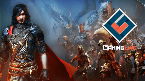 Jaquette de Iron Blade : Medieval Legends - Le Shadow of Mordor de Gameloft ?