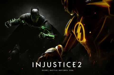 Jaquette de Injustice 2 : le skin du film Wonder Woman est disponible