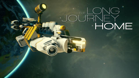 Jaquette de The Long Journey Home : Le Out There nouvelle génération ?