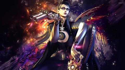 Jaquette de Platinum Games développe sur Switch et rêve d'un Bayonetta 3