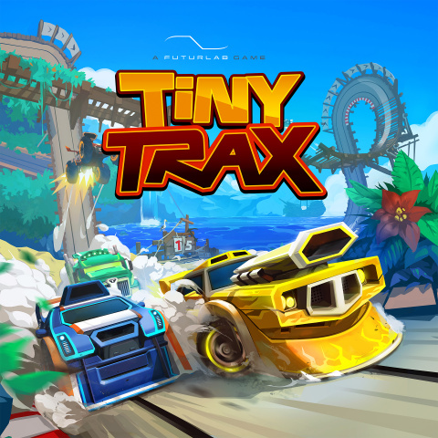 Tiny Trax sur PS4