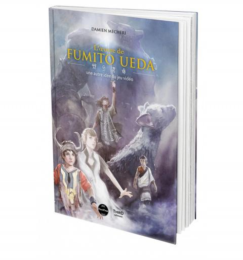 Third Editions s'intéresse à l'œuvre de Fumito Ueda dans un nouvel ouvrage