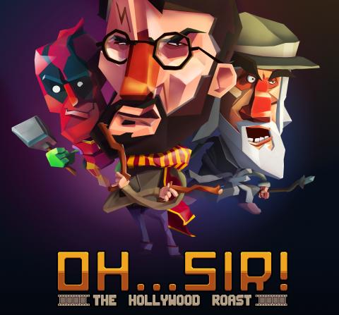Oh Sir! The Hollywood Roast
