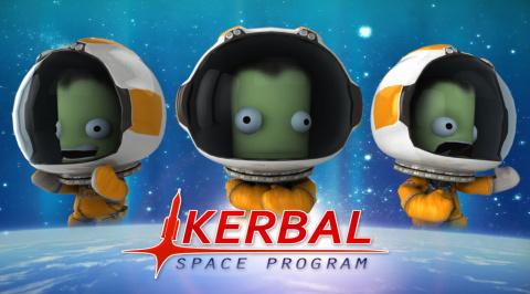 Jaquette de Kerbal Space Program racheté par Take-Two