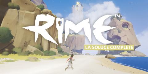 Jaquette de Rime, la soluce : notre guide complet de cette sublime aventure