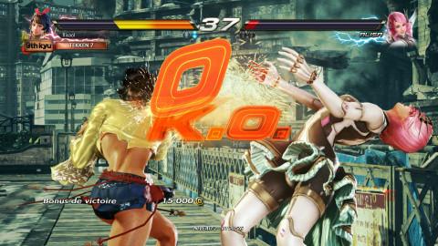 Tekken 7 : un poing de fer, dans un gant de fer