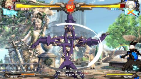 Guilty Gear Xrd Rev2 : Une mise à jour bien trop chiche de Revelator