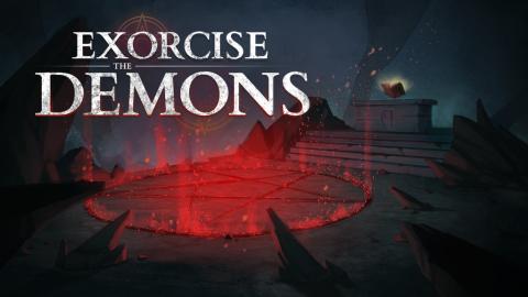 Jaquette de Exorcise The Demons : Du gameplay asymétrique pour conjurer le mal