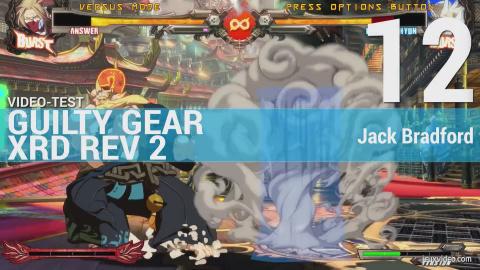 Jaquette de Guilty Gear Xrd Rev2 : notre avis en 3 minutes