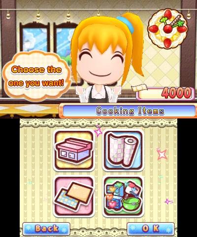 Cooking Mama : Sweet Shop - Le plus grand pâtissier