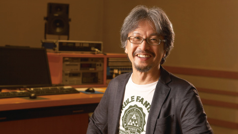 Jaquette de Japan Expo : Eiji Aonuma (Zelda : Breath of the Wild) comme invité exceptionnel