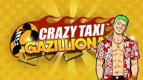 Jaquette de Crazy Taxi Gazillionaire débarque gratuitement sur smartphones